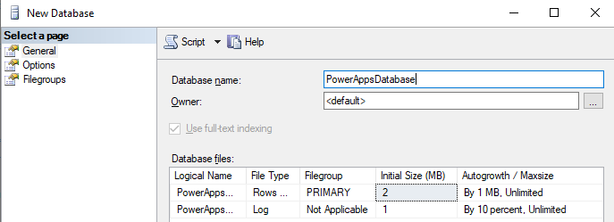 PowerApps Guide - SQL Server for Beginners Part 2